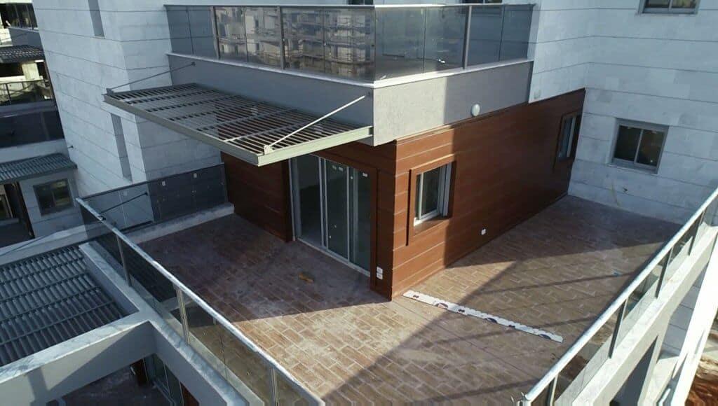 פתרונות הצללה למרפסת שמש